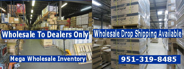 Our warehouse network