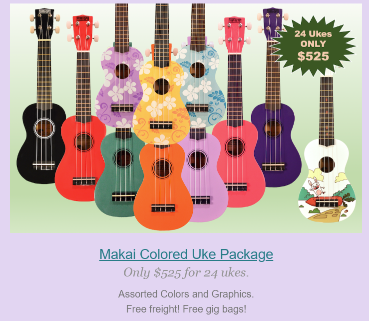 wholesale music instrument distributor specials